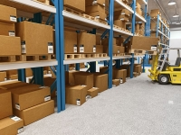 min outsourcing logistica